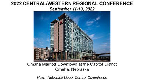 2022 CENTRAL/WESTERN REGIONAL CONFERENCE