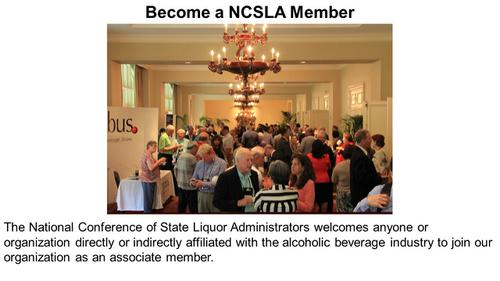 Become a NCSLA Member